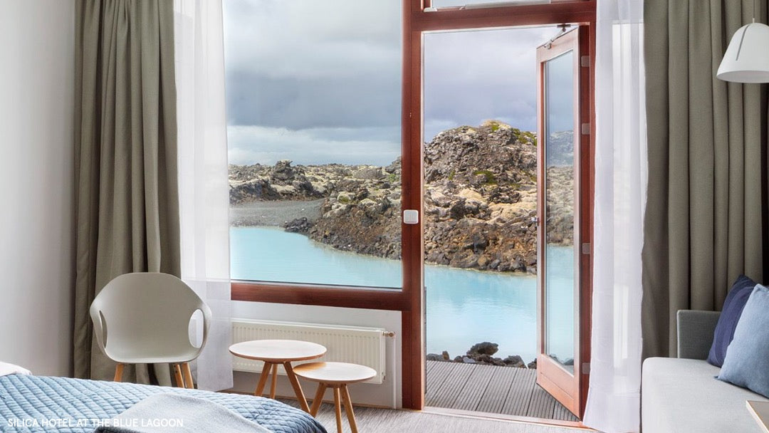 Silica Hotel at the Blue Lagoon, Iceland