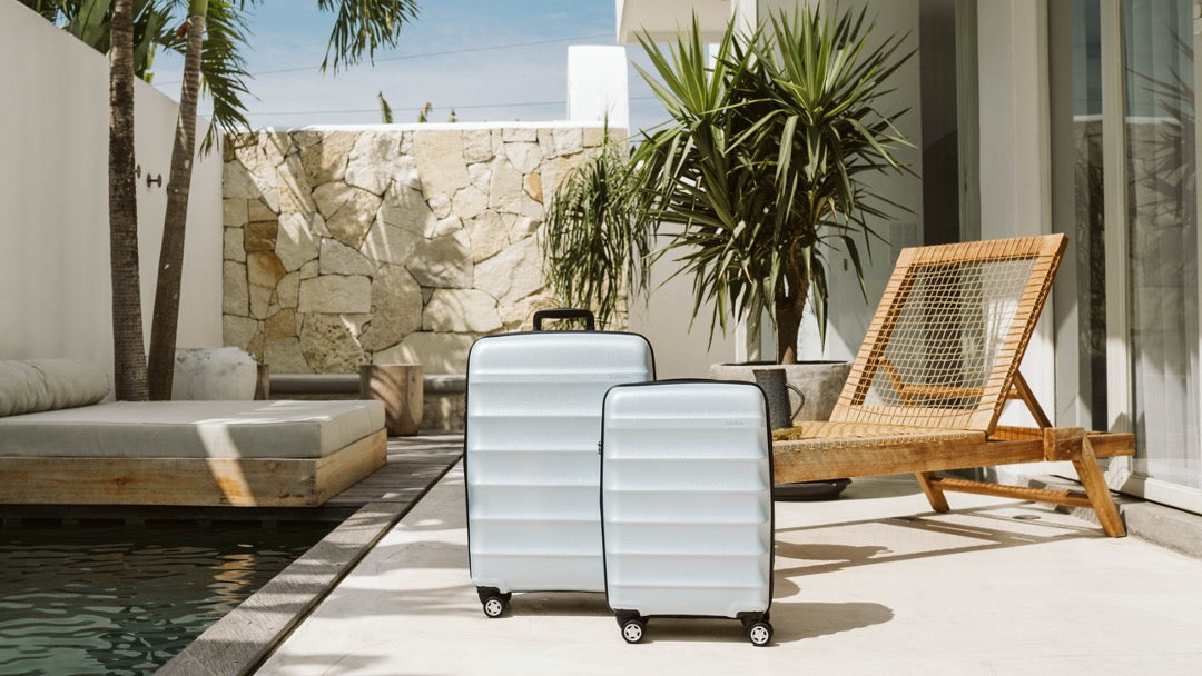 Camber suitcase