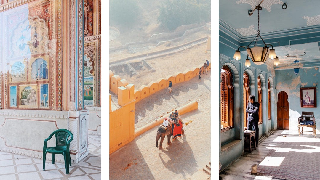 India by Claire Menary