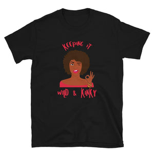 Wild and Kinky T-Shirt T-Shirt Kinky Rebelution