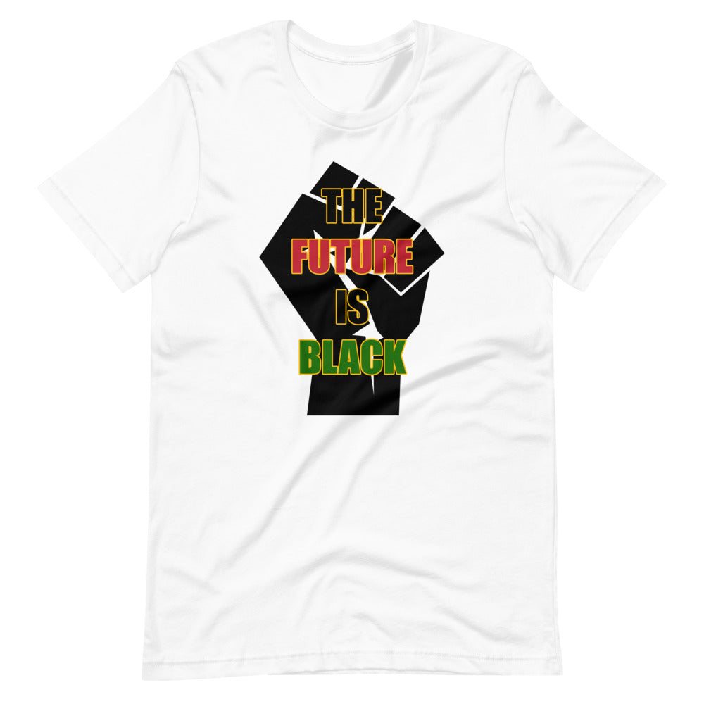 The Future is Black Women T-Shirt