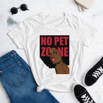 Load image into Gallery viewer, No Pet Zone T-Shirt