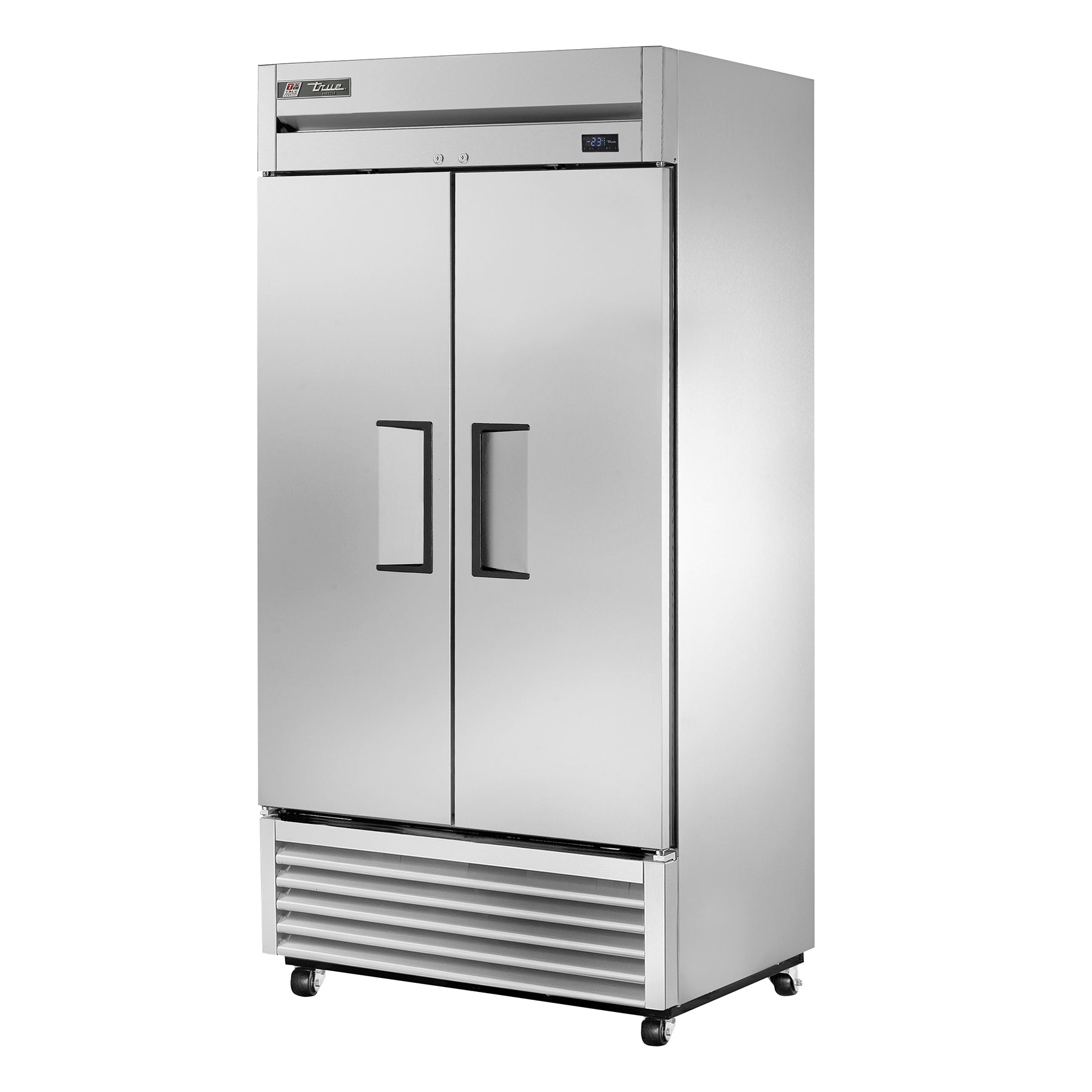 636 LTR SOLID DOOR FREEZER - T-35-F
