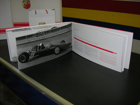 Abarth Limited Edition Collector's Book