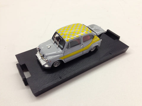 Fiat Abarth 1000 TC Corsa Group 5 Die Cast Model