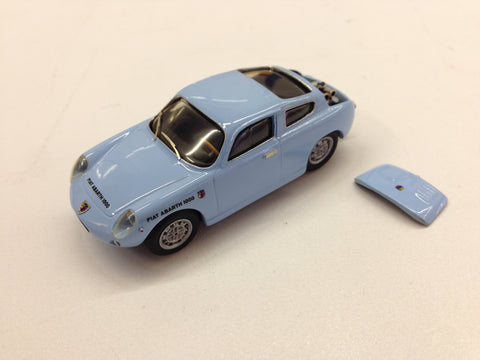 Fiat Abarth 1000 Bialbero Die Cast Model