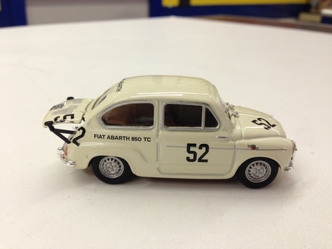 Fiat Abarth 850 TC Nürburgring 1961 Die Cast Model