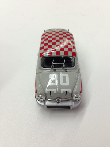 Fiat Abarth 1000 TC Corsa Monza 1966 Die Cast Model