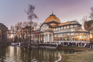 Crystal Palace, Madrid