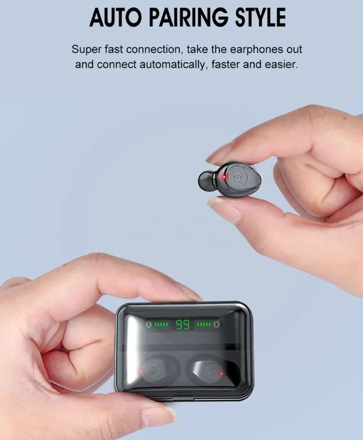 The Bluetooth Earphone