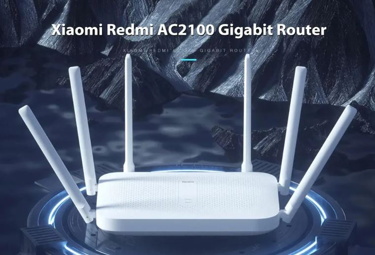 The Xiaomi Router