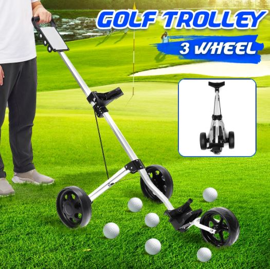 Golf Luggage Pull Trolley