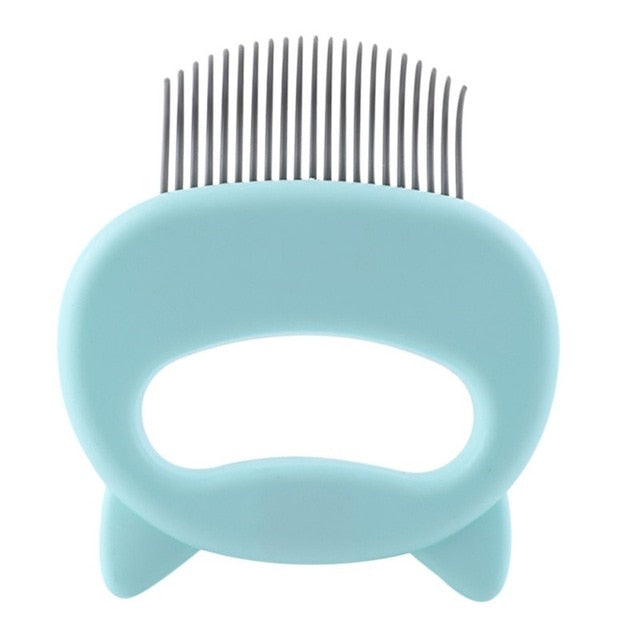 Pet Massage Brush Shell Shaped