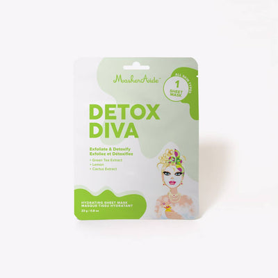 DETOX DIVA - Sass Beauty Lashes & Skincare