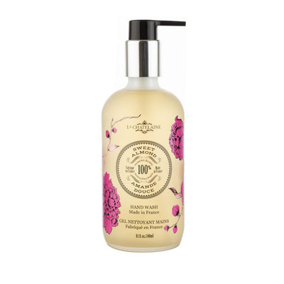 Sulfate-Free Sweet Almond Hand Wash - Sass Beauty Lashes & Skincare