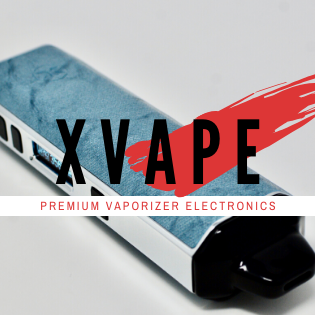 XVAPE premium dry herb and concentrate vaporizers