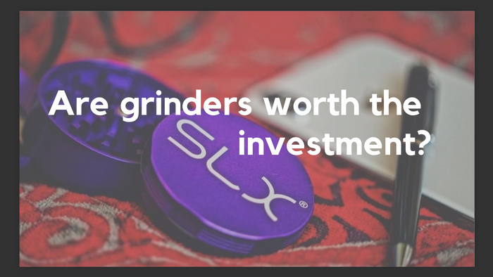Are herb grinders worth the investment?