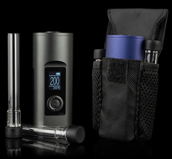 Arizer Solo II Dry Herb Vaporizer - The Grown Depot