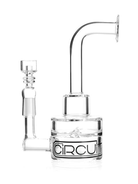 GRAV® Large, Clear Circuit Rig - The Grown Depot