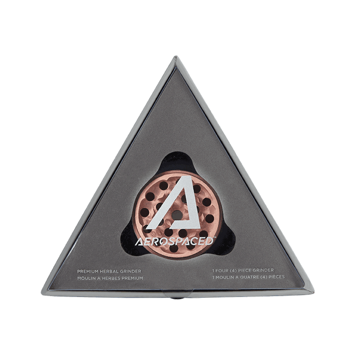 Aerospaced Anodized 2.5 Inch Aluminum Grinders