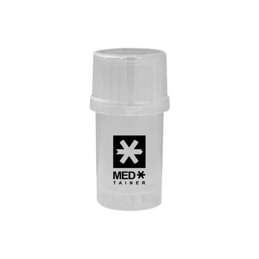Translucent Clear Medtainer