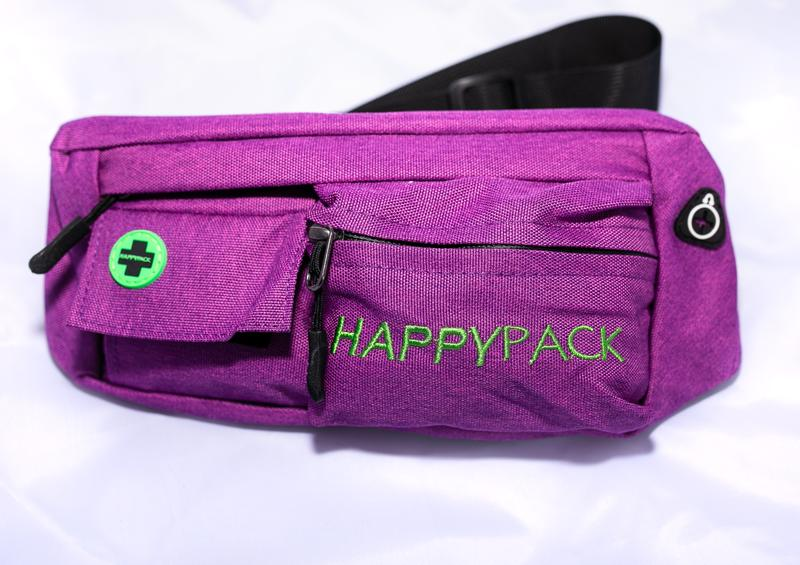 The Happy Kit- Traveling Smoking Fanny Pack - The Grown Depot