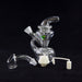 MJA Merlin Rollie Bubbler and Mini-Rig - The Grown Depot
