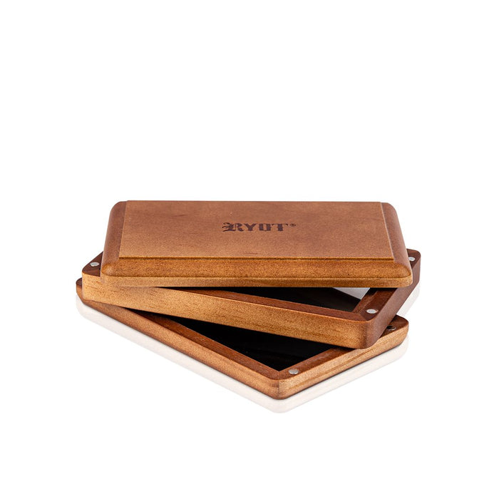 RYOT Wooden Solid Top Screen Boxes - The Grown Depot