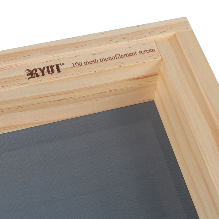 RYOT Wooden Screen Box - The Grown Depot