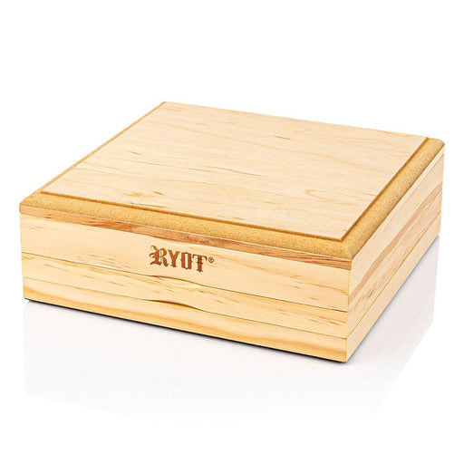 RYOT Wooden Top Screen Boxes 7x 7 - The Grown Depot