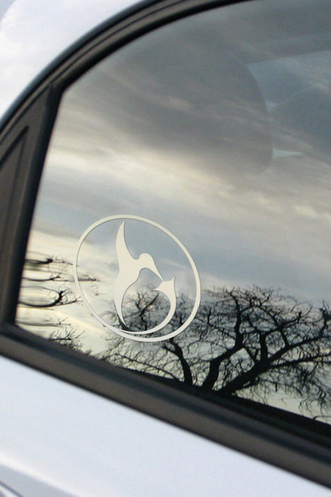 Nectar Collector Icon Window Decal