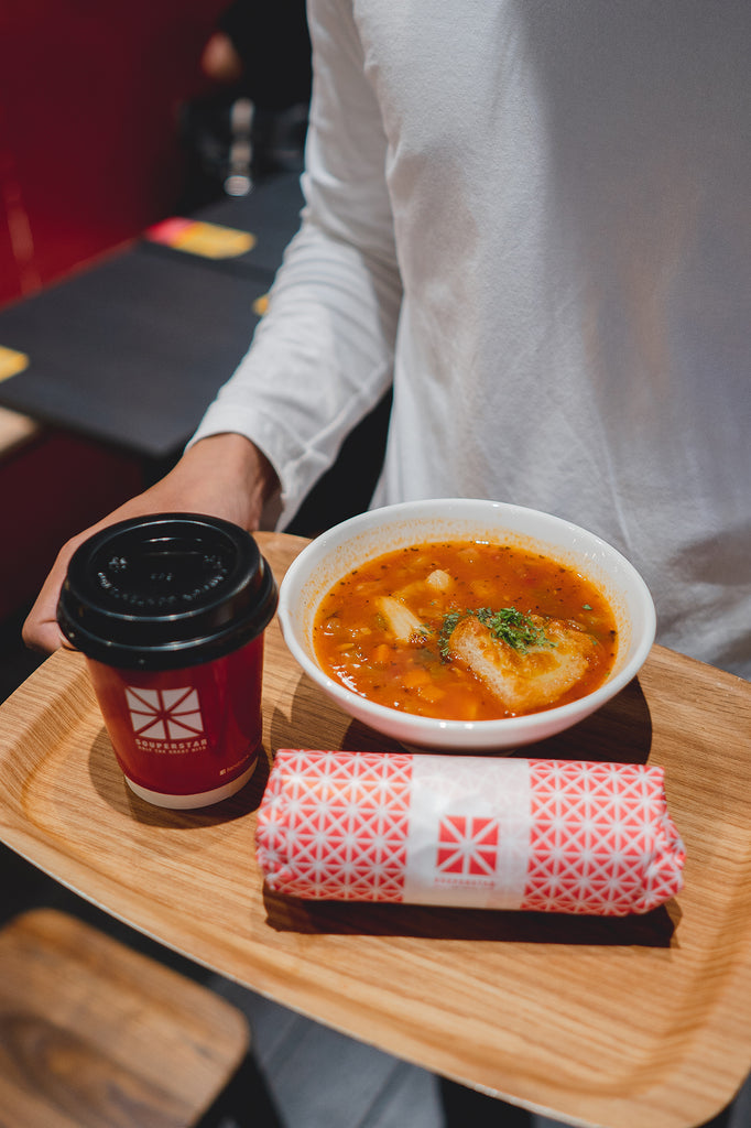 Italian Vegetable Soup | Chef's Special
