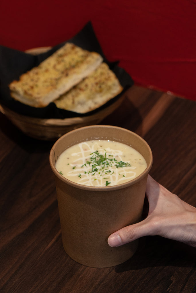 XL Soup (810ml) *Online Exclusive* - Free Triple Bread Basket