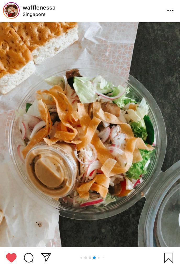 Classic Roast Chicken Salad
