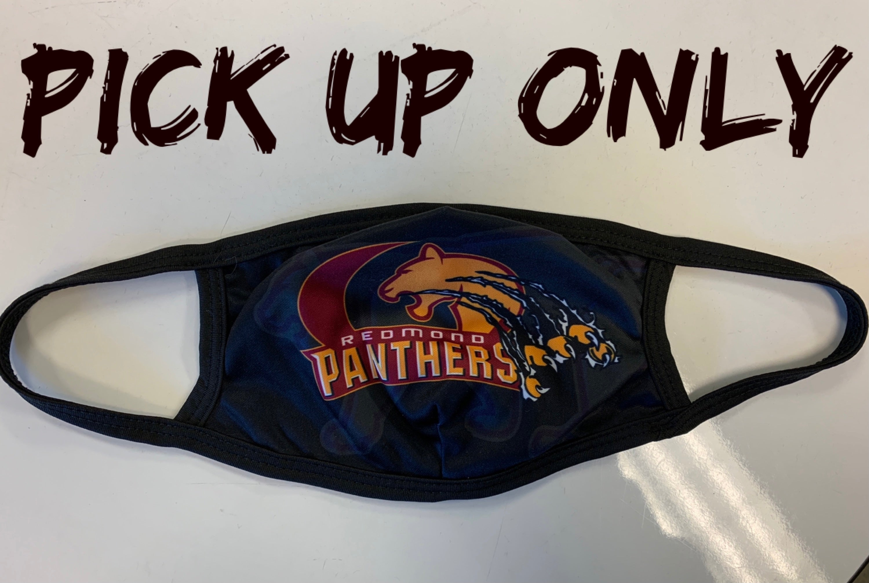 Panthers Mask