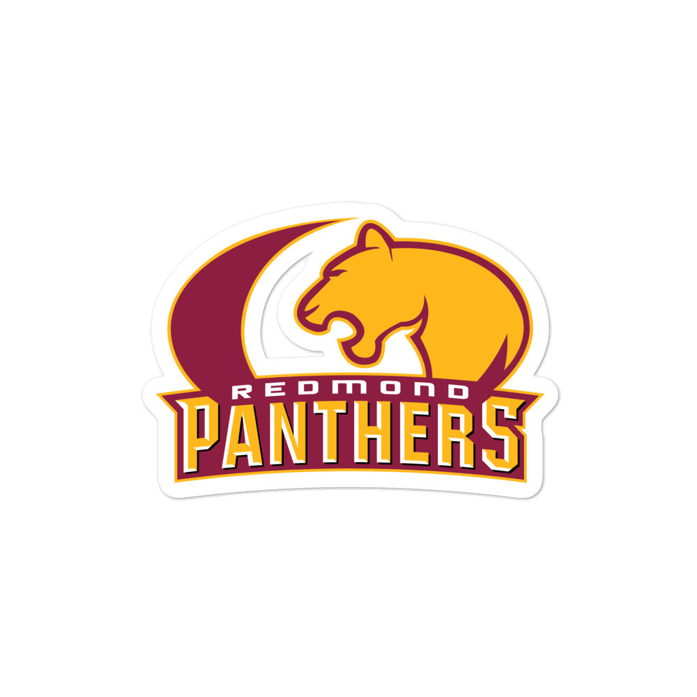 Redmond Panthers Sticker
