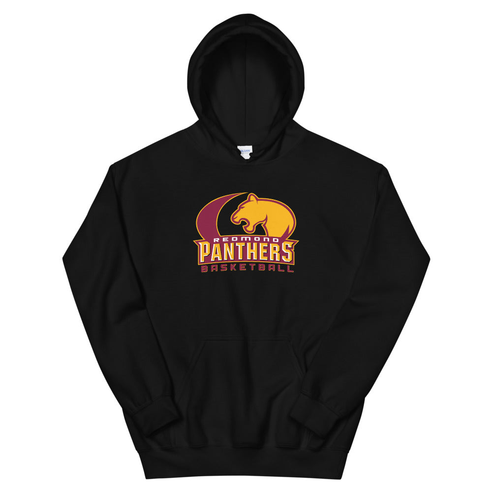 Panthers Basketball Hoodie