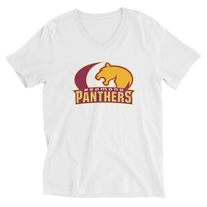 Panthers V-Neck Tee
