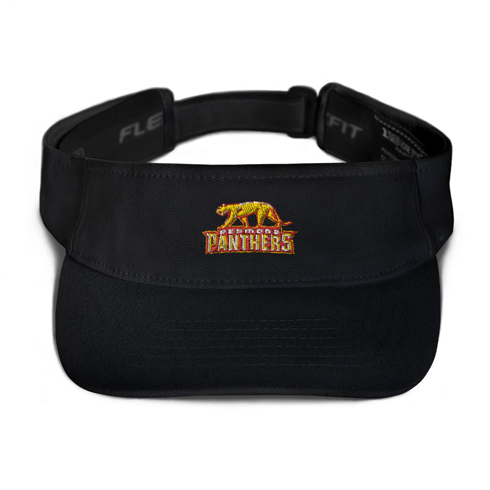 Panthers Visor