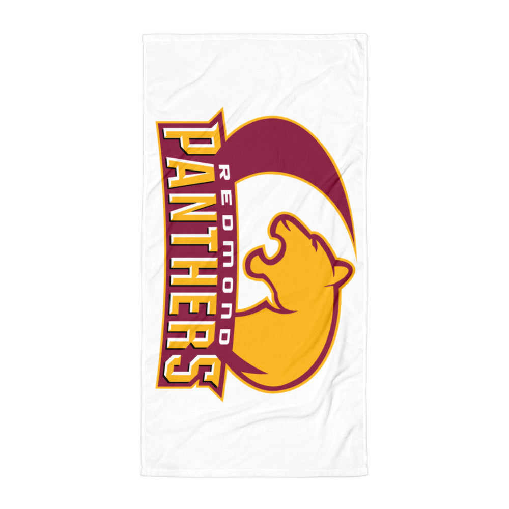 Panthers Towel