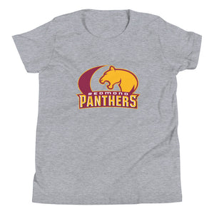 Panthers Youth Short Sleeve Tee