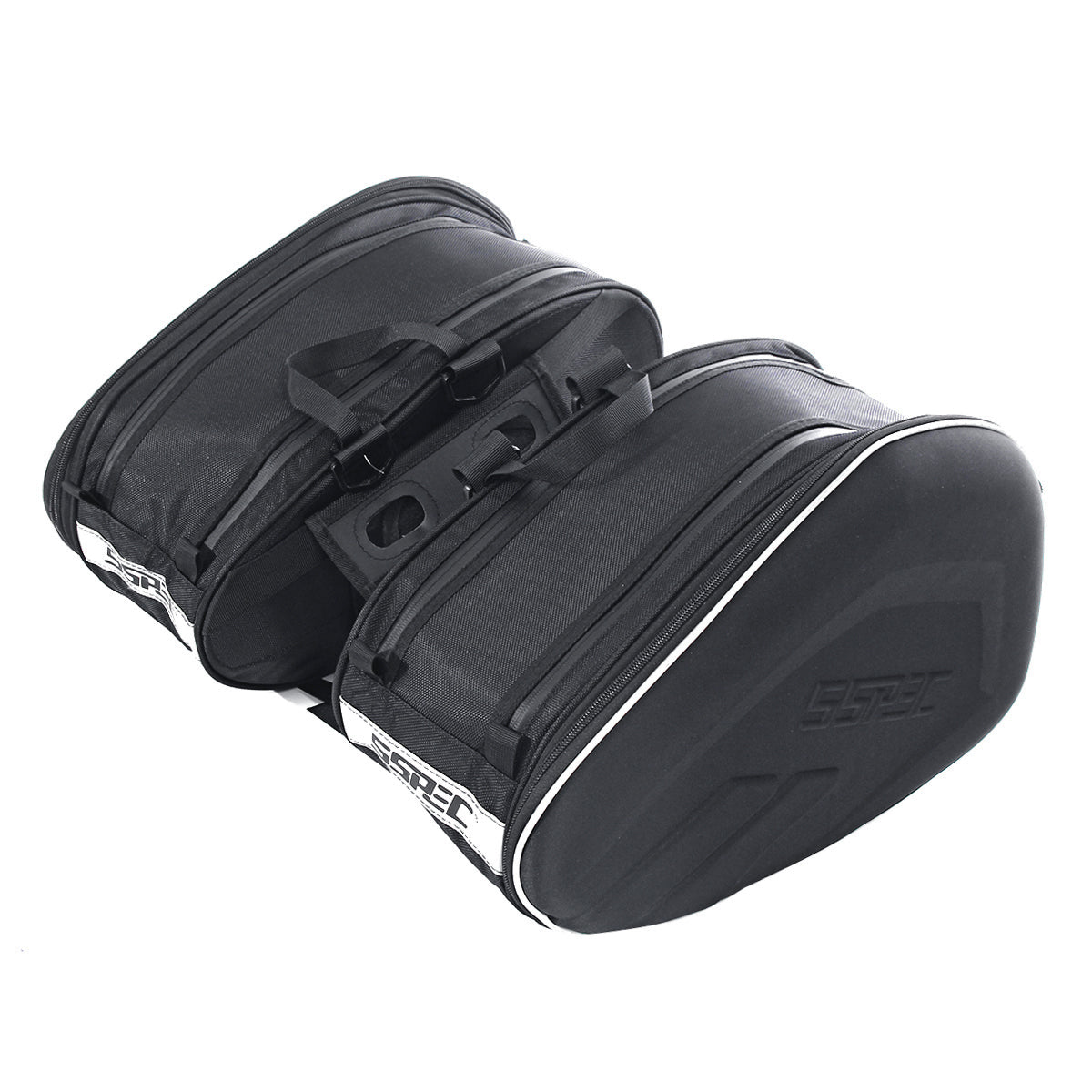 Saddlebags Rear Bag Package Multifunction Saddle Shoulder with Waterproof Cover