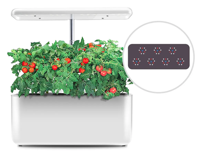 35W Indoor Plant Herb Veggie Garden Hydroponics Grow Light LED  Plants Flowers Seedling