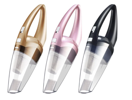 12V 120W CC-20 Handheld Portable Car Vacuum Cleaner Wet Dry Bagless Rechargeable Cordless Vac