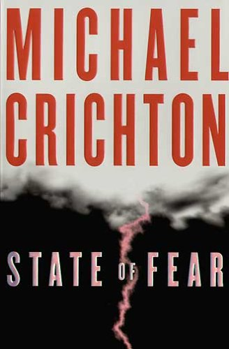 State of Fear Crichton, Michael