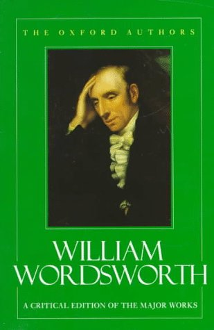 William Wordsworth Wordsworth, William and Gill, Stephen
