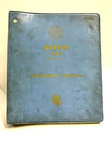 Austin A40, Series A2S6 Workshop Manual [Unknown Binding]