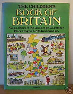 Children's Book of Britain Williamson, Jan and Meredith, Susan