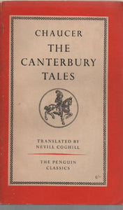 The Canterbury Tales [Mass Market Paperback] Geoffrey Chaucer and Not Illustrated