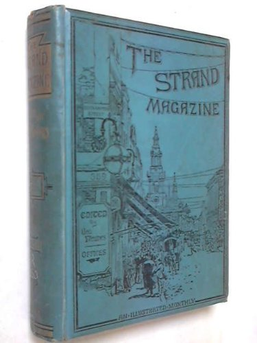 The Strand Magazine, July - Dec 1896, Vol XII [Hardcover] Newnes, George (edit).